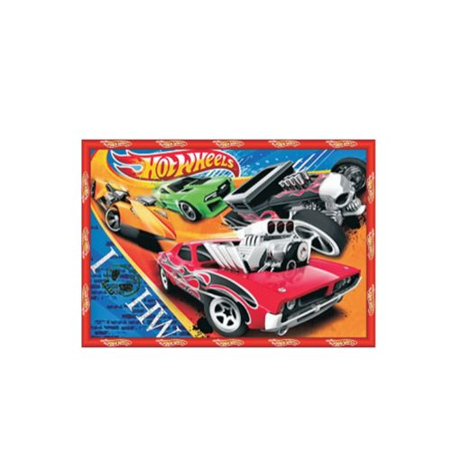 Papel de Arroz Decorativo Hot Wheels